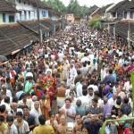 Crowd-On-Car-Festival-Day