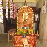 Vishu-Alankaram-At-Temple